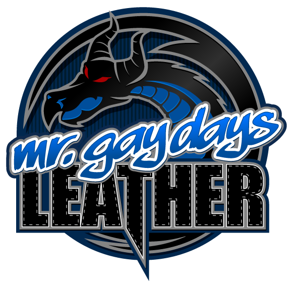 Mr Leather Gay Days 2017 Logo